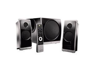 Logitech Z Cinéma Advanced Surround Sound System--2.1 Speakers