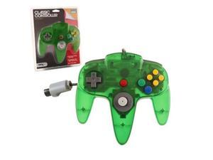 Jungle Green N64 Gamepad Controller (Nintendo 64)