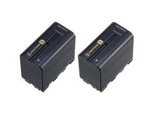 Sony NP-F970 Rechargeable Battery Pack - 2 Pack