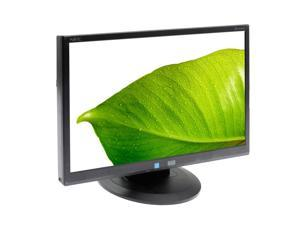 "NEC AS191WM 1440 x 900 19"" LCD TFT Monitor VGA DVI w/ Speakers & Stand Grade A"