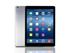"""Refurbished: Apple iPad Air MD786LL/A 32GB Wi-Fi 9.7"""" Retina Display Tablet Black/Space Gray Grade B"""