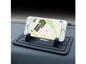 IPOW New Silicone Pad Dash Mat Cell Phone Car Mount Holder Cradle Dock For Phone Samsung S5/S4/S3/iPhone 4/5/5s/6/6S(plus) and GPS,Table PC Holder