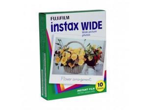 Fujifilm Instax Wide Glossy Instant Film (10/PK)