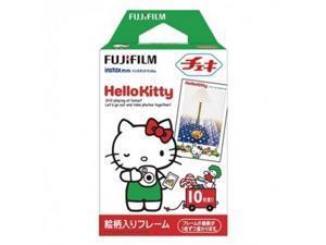 Fujifilm Instax Mini Glossy Instant Film - Hello Kitty (10/PK) (F030.031HK5)