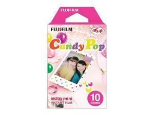 Fujifilm Instax Mini Glossy Instant Film - Candy Pop (10/PK) (F030.031CP)