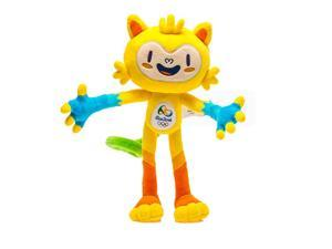 Rio 2016 Olympic Games Mascot Plush Toy 45 cm Vinicius