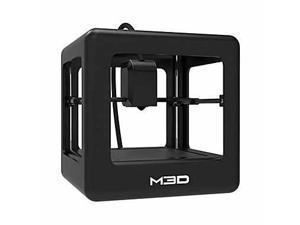 M3D Micro 3D Printer w/ 5 Spools of Filament - Black