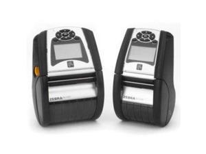 Zebra  QLn420 Direct Thermal Mobile Printer (DSG, 802.11n, Ethernet, Linered Platen, 3/4 Inch Core)