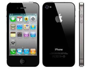 Apple iPhone 4s Sprint - Black - 8 GB