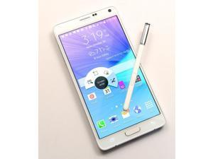 Samsung Galaxy Note 4 N910C Unlocked Cellphone, 32GB, Frost White