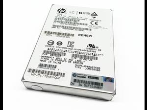"HP 400GB 6Gb/s 2.5 SAS Hitachi LFF SFF MLC SSD HUSML4040ASS600 HRLP0400S5xnNMLC - HP PN:710487-002 - HP 3PAR StoreServ 7200, 7400, HP M6710 2.5"" 2U"