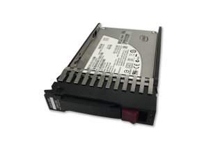 """New HP Intel SSD 320 Series 2.5"""" 300GB SATA II MLC Internal Solid State Drive - HP Caddy Included - Zero Hours"""