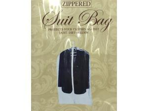 """New Suit Bag Garment Clothes Apparel Travel Storage Bag Cover Dust-proof, Wrinkle-proof Bags Cover Size:24"""" W x 40"""" L"""