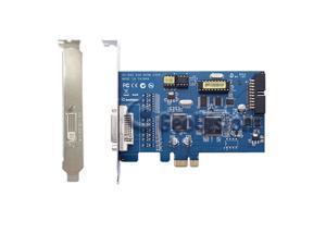 Genuine 8CH Geovision GV600B 8 Channel PCI Express DVR CCTV Camera Capture Card