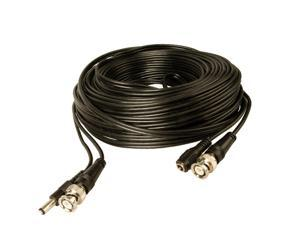 LTS LTAC2100B-HD 100FT Trick HD TVI SDI PreMade All-In-One DC RG59/BNC Power Video Siamese Cable