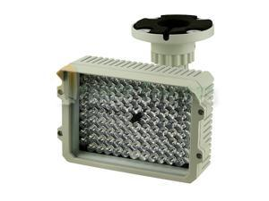 LTS LTIR120R 114 pcs IR LED Illuminator 333ft. IR distance DC 12V 500mA (IR On) Auto activate