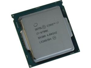 Intel Core i7-6700K 8M Skylake Quad-Core 4.0 GHz LGA 1151 95W CM8066201919901 Desktop Processor Intel® HD Graphics 530
