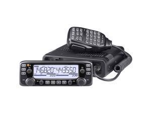Icom IC-2730A Deluxe Dual-band Mobile Radio VHF/UHF, 2M/70cm, 50W, Includes MBA-5 Remote Head Bracket