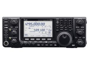 Icom IC-9100 Base radio, HF/6m/2m/70cm, 100W