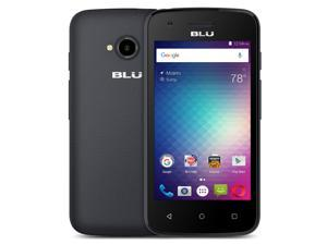 BLU Dash L2 D250U GSM Quad-Core Android v6.0 Phone - Black