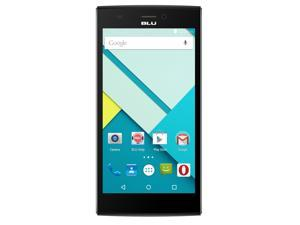 BLU Life One XL 8GB Unlocked GSM 4G LTE Android Certified Phone - Black