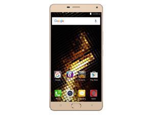 BLU Energy XL E0030UU Unlocked GSM Phone - Gold