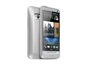 Mophie 2371 Juice Pack for HTC One M7 Certified - Silver