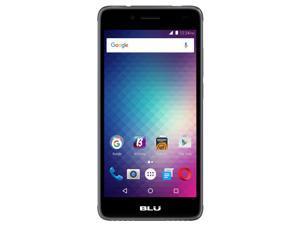 BLU Studio C 8+8 S270Q Unlocked GSM Quad-Core Android Phone w/ 8MP Camera - Blue