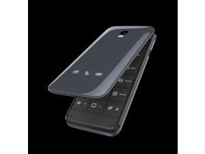 Blu DIVA Flip T390X GSM Flip Phone - Black