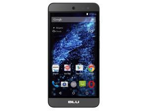 BLU Life X8 L010Q Unlocked GSM Dual-SIM Octa-Core Android Phone - Black
