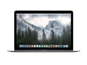 Refurbished: Apple Macbook 5JY32LL/A 12.0-inch 256GB Intel Core M Dual-Core Certified Laptop - Space Gray