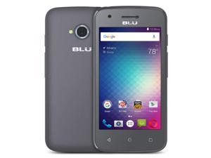 BLU Dash L2 D250U Unlocked GSM Quad-Core Android Phone - Blue