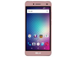 BLU Studio C 8+8 S270Q Unlocked GSM Quad-Core Android Phone w/ 8MP Camera - Pink