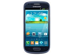 Samsung Galaxy S3 Mini G730W8 Unlocked GSM Dual-Core Android Phone - Blue