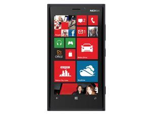 Nokia Lumia 920 RM-820 32GB AT&T Unlocked GSM 4G LTE Windows 8 Phone - Black