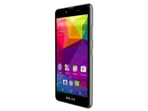 BLU Studio X5 S390U GSM Quad-Core Android Phone - Black