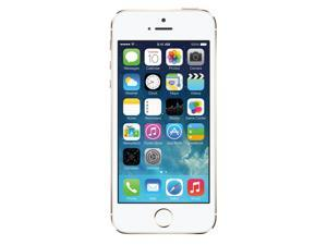 Apple iPhone 5s 64GB Unlocked GSM 4G LTE Dual-Core Phone w/ 8 MP Camera - Gold