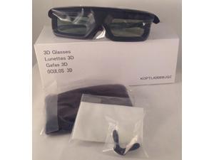 Sharp 3DTV Glasses KOPTLA006WJQZ AN-3DG40