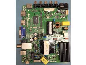 Hisense 173395 LTDN40D37US Main Board for 40H3E