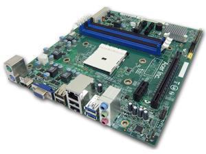 Acer Aspire X3470 Desktop Motherboard FM1 AMD A8 A75 DB.SLH11.001