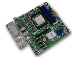 Acer Aspire M3420 Desktop Motherboard |  AMD Socket FM2 | A75 | uATX | AAHD3-VC REV:1.02 | I/O Shield | DB.SKN11.001 DBSKN11001