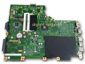 Gateway NE722 Laptop Motherboard | AMD E2-3800 1.3 GHz | NE72219u NE72224u | EasyNote LE69-KB | EG70KB | NB.C2D11.004