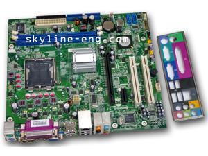 Acer Aspire Desktop PC Motherboard | Aspire SA90 | Aspire M1600 | AcerPower S290 | AcerPower S290 | LGA775 | 671M01-8KSH MBS7109002 MB.S7109.002