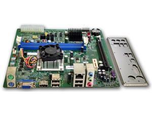 Acer Aspire X1430 Desktop Motherboard | AX1430 | DTX | AMD E350 CPU 1.6GHz | Radeon HD6310 Graphics |  D1F-AD V:1.0 | MBSHU07003 MB.SHU07.003
