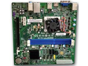 Gateway SX2110 Desktop Motherboard AMD E1-1200 DB.GDN11.003 D1F-AD Radeon HD 7310 DTX SFF SX2110-UR328 SX2110-EW358