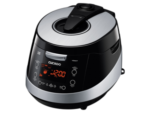 Cuckoo CRP-HS0657F 6 Cup Smart Induction Heating Electric Rice Cooker
