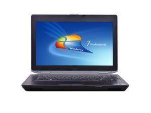 """Dell Latitude E6430 Core i7-3740QM Quad-Core 2.7GHz 4GB 320GB DVD±RW NVIDIA NVS 5200M 14"""" LED Laptop W7P"""