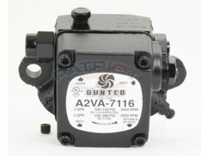 Suntec A2VA-7116 Single Stage Oil Pump 3 GPH @ 100 PSi (A Pump)