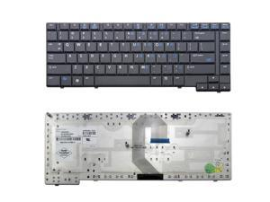 New Laptop Keyboard for HP Compaq 6510B 6515B Series 443922-001 445588-001 6037B0016001 V070526AS1 US layout Black color