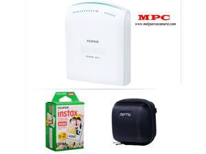 FUJIFILM INSTAX SHARE SMARTPHONE PRINTER SP 1 WITH 20 SHOTS AND CASE KIT